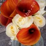 Buchet_cale_si_trandafiri