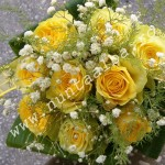 Buchet_trandafiri_galbeni
